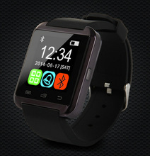 Intelligent Smart Watch U8 IOS Android wholesale smartwatch with upgraded wristband