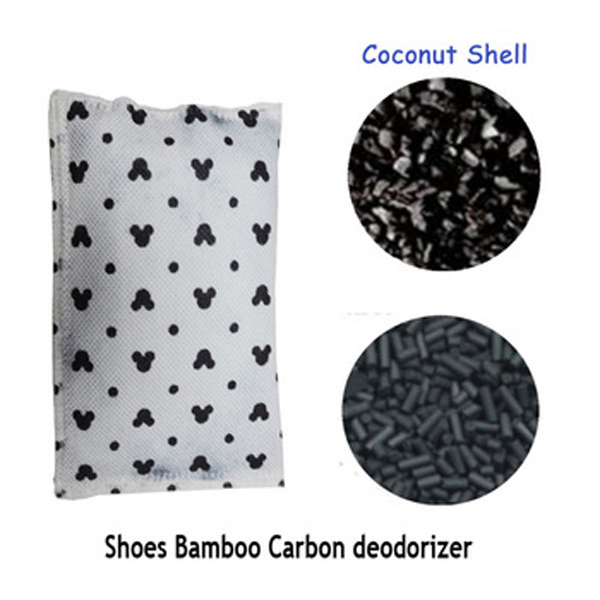 China supplier buy coconut shell activated carbon sachet for cosmetics