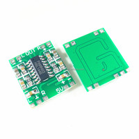 2 * 3W Class D 2.5 to 5V USB power supply Stereo module PAM8403 amplifier board