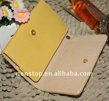 Wallet Leather Case for Apple iPhone 4S