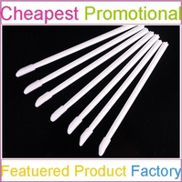 Factory Wholesale Disposable Lip Gloss Brush with Different Colors Lip Stick Wand