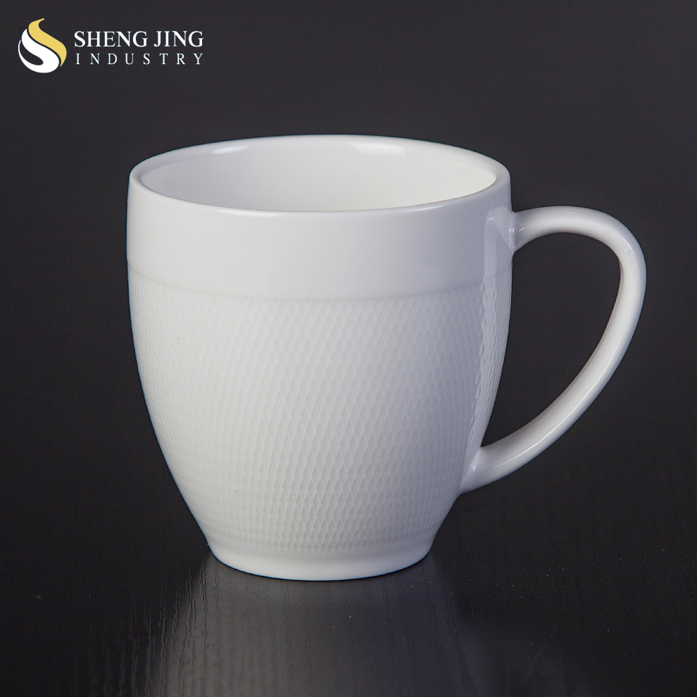 Customized 350ml Fancy Initial Mug 12oz Porcelain <strong>Cup</strong> For Cappuccino Coffee Tea