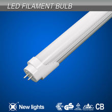 10w aluminum led tube t8 glass beam angel 1000 1000lm Instant 100% light no warm-up time free tube 8