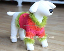 Diy dog clothes hand knitting kit