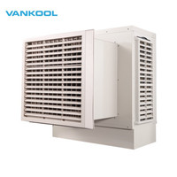 Window mounted high efficiency evaporative air cooler industrial air cooler