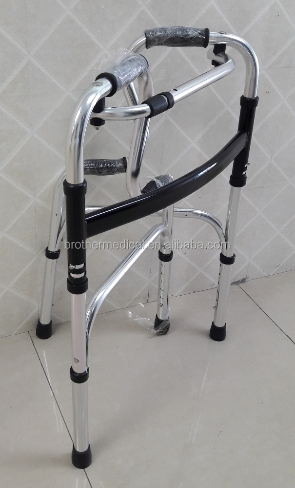BME 813L ALuminum health walker exercise for the handicapped