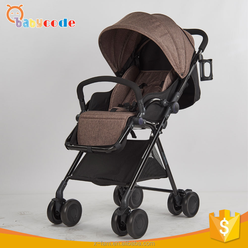 2017 New Design Good Foldable Stroller With Fashion Design