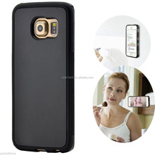 Anti-Gravity Self Sticky Case, Magical Nano Suction Cover for Samsung Galaxy S7