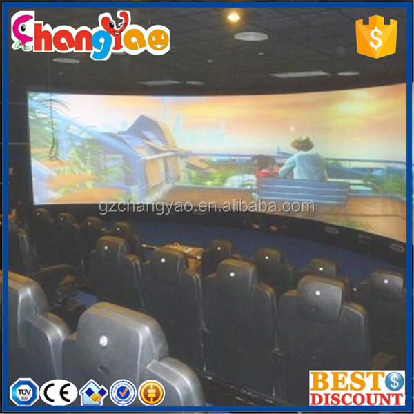 Exciting Dynamic 5D Cinema Manufacturer