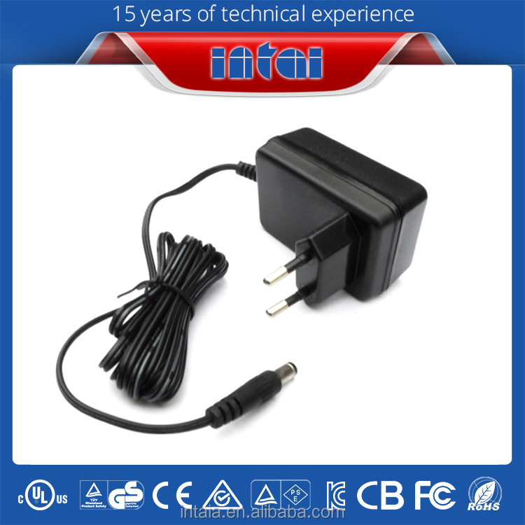 220v to DC 8.5v power ac adapter with UL CE ROHS approved for ps2
