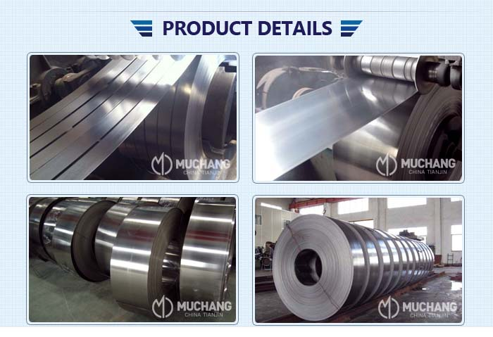 Q235 0.2-2.0mm cold rolled steel strip