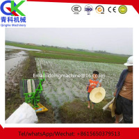 high efficiency paddy field rice plant setting machine