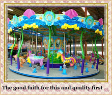 innovative amusement parks rides ocean working carousel
