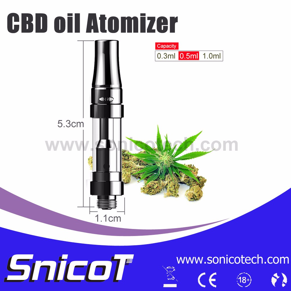 Most Classical Dual Coil Glass Tube Disposable Electronic Cigarette E Cig Manufacturer