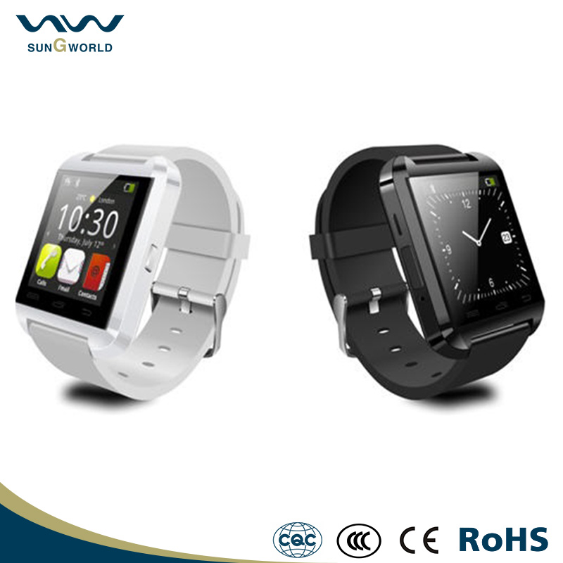beautiful android bluetooth phone touch screen wrist smart watch
