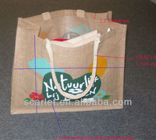 Jute Bags with cord Handle