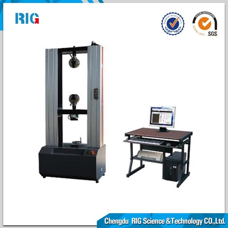 China manufacturer High Accuracy Analysis Function Universal Tensile Test Apparatus