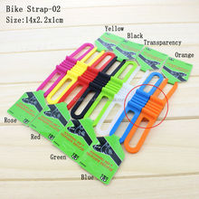 Promotion Item Flexible Flashlight Huffy Bicycle Strap