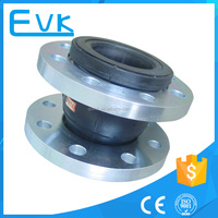 Galvanized Single EPDM Rubber Expansion Pipe Joint