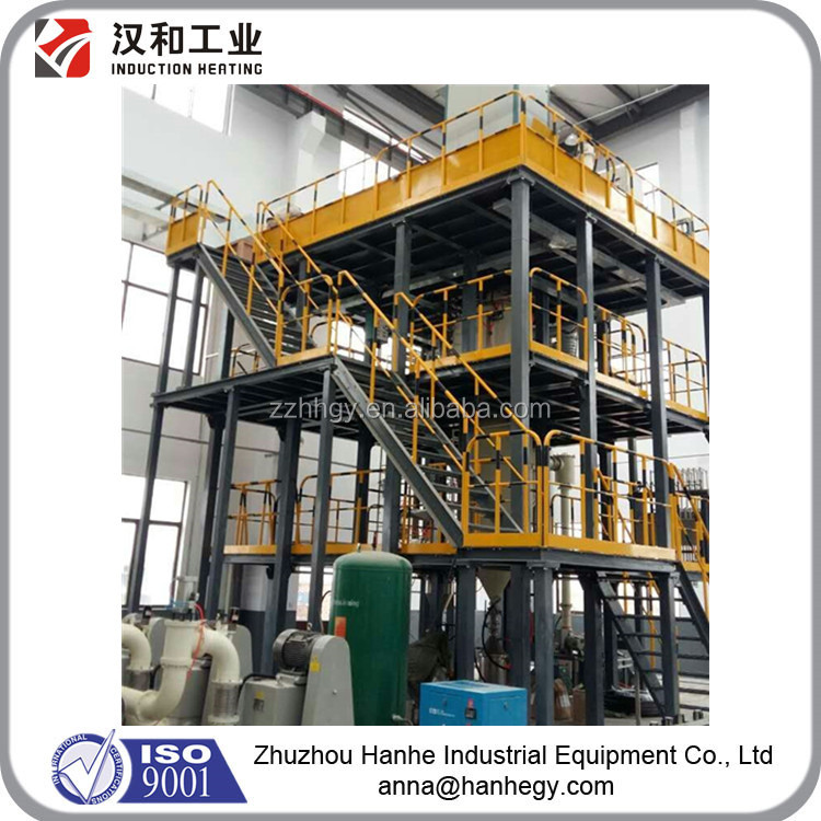 Vacuum Gas Metal Powder Atomization Equipment with Advanced Atomizing Process