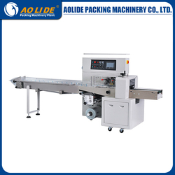 Latest style warranty one year plastic fork spoon and knife packing machine