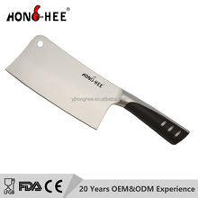 China Professional 7Inch Stainless steel Kitchen Chopping Knife Cleaver Knife