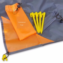 Carries Camping/Beach/Picnic blanket Ultra-lightweight, water-resistant