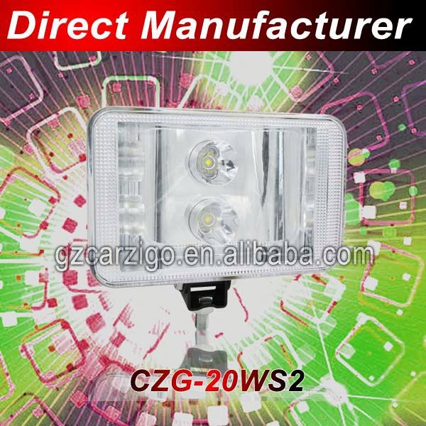 truck accessories 3800K 3900 4000K warm white DC 10v-30v hot-sale product top battery powered led work lights