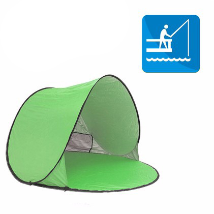 Instant Shade Sun Shelters Easy Pop Up Beach Tent UV Sun Shelter Outdoors