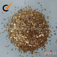 golden yellow 1-3 mm mica sheet Direct Manufacturer