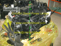 cummins diesel engine 6LTAA8.9-C , 6LT engine power up to 350Hp, used for dump truck, mixture truck and construction machine