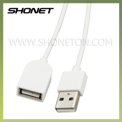 bulk buy good quality usb 2.0 am to af cable for sd card keyboards and mouse