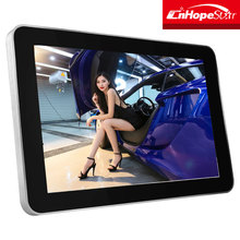 26 Inch touch screen display Wifi / 3G / Android Lcd Advertising Display Wall Mounted Ad Media Player