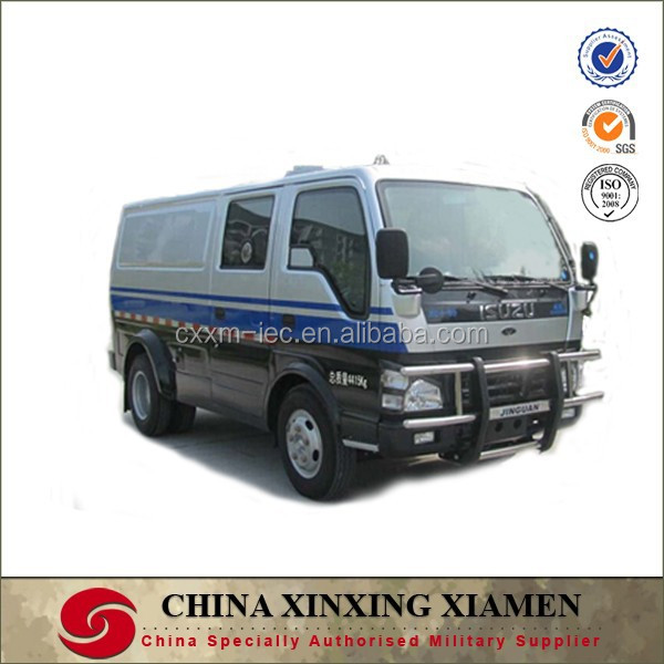 Armored QINGLING cash in transit Armored Vehicle