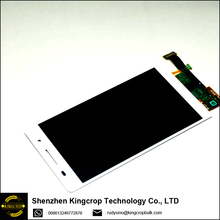 100% tested lcd screen replacement for huawei ascend p6 lcd and digitizer
