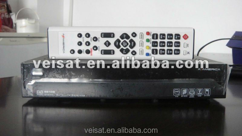 az america s810b decoder set top box upgrade supermax software