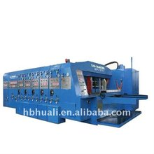 GYK corrugated Automctic printing and slotting machine/high speed flexo /corrugated cardboard machinery