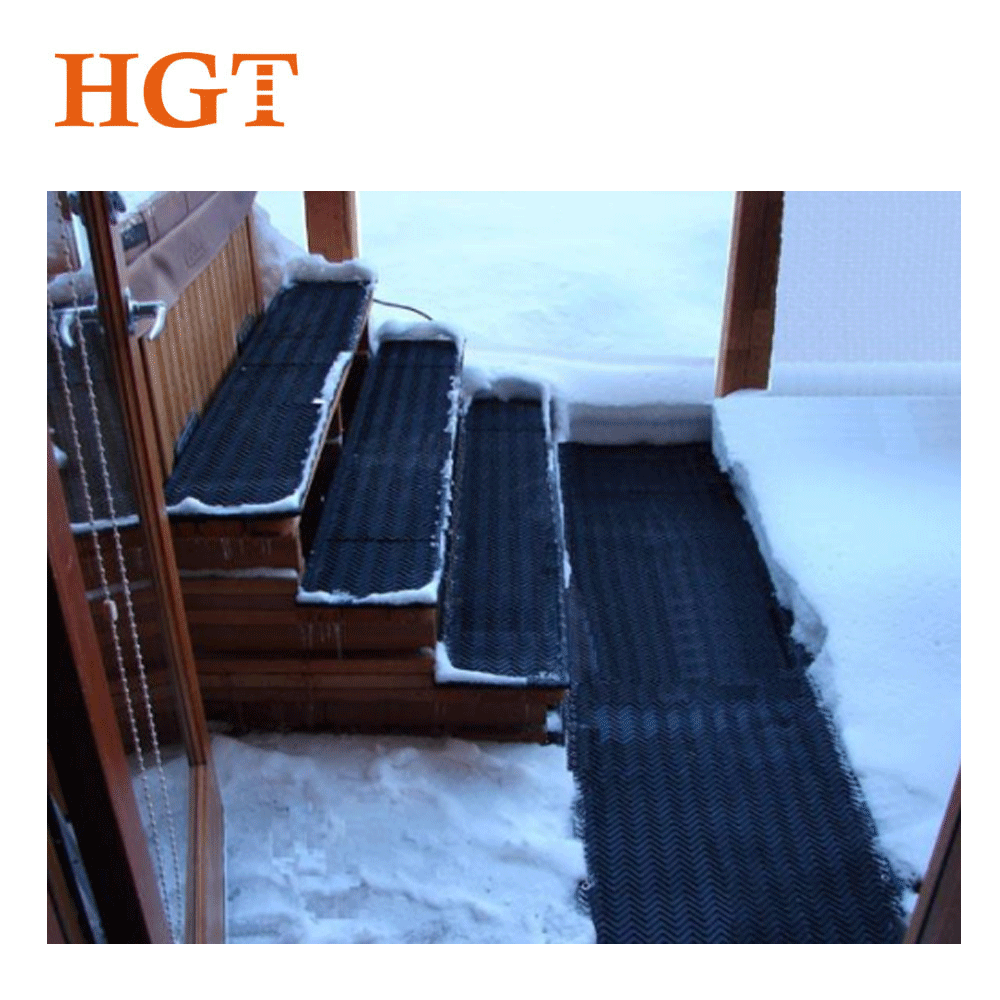 Snow and ice melting products electric snow melting doormat