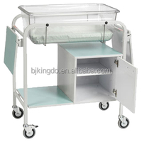 New Design Hot Portable Baby Bed , Baby Cot , HPL Baby Cribs