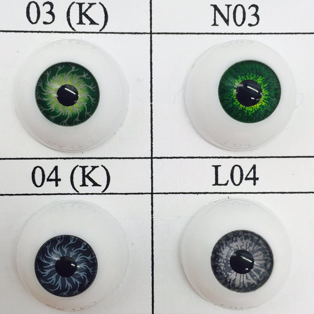 low price wholesale plastic doll eyes/ toy doll eyes for plush doll