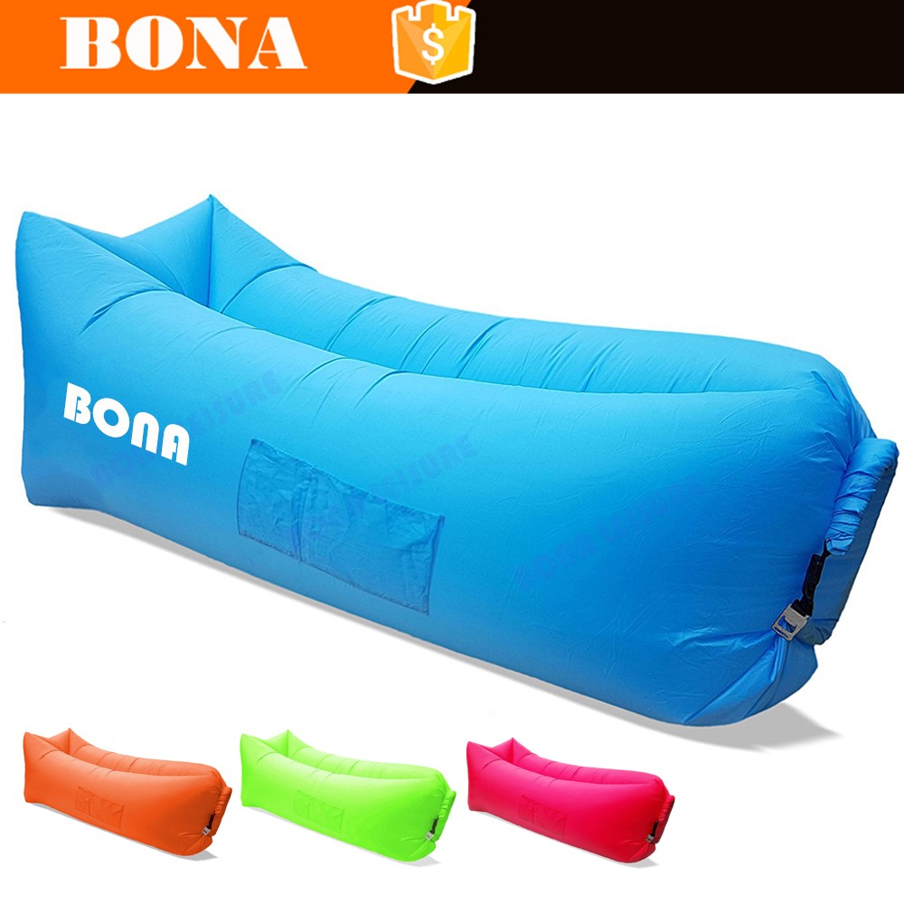 Wholesale Alibaba Fast Inflatable laybag Inflatable lazy bag Air Sofa, Air Folding Bed Ecoiou Laybag Sleeping bag