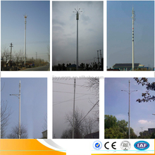Mast movable signal tower mobile wifi tower