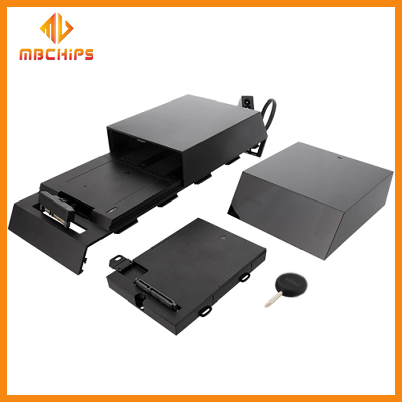 Better than data bank!!! 3.5'' for PS4 hdd case external hard drive extender from 1tb to 6tb