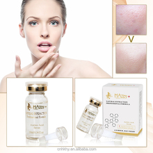 Gold serum to get Skin Lightening HAPPY+ QBEKA Azelaic Acid Serum Pore firming shrinking Essence