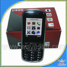 D900 Cheap Quad Band Cell Phone Made in China