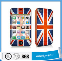 Fashion Flag Sticker Decal for cellphone
