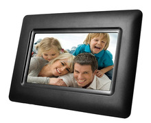 7inch High Resolution LCD Digital Photo Picture Frame With Auto On/Off Timer