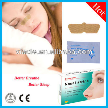 Best Sell China Good Quality nose patch for better sleep