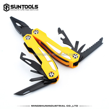 11 function multi-tool with storage pouch MT-006H