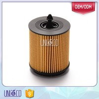 Lubrication system car cartridge oil filter for Buick PF456G
